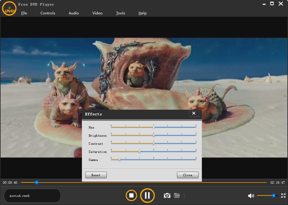 programa reprodutor de dvd para windows 7