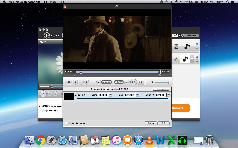 Mac Free Audio Converter: Best Audio Converter for Mac Download